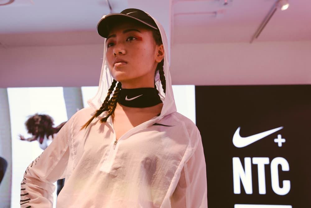 Nike Women Hong Kong 2017 Fall Winter Showcase VaporMax Air Max Indy Bra
