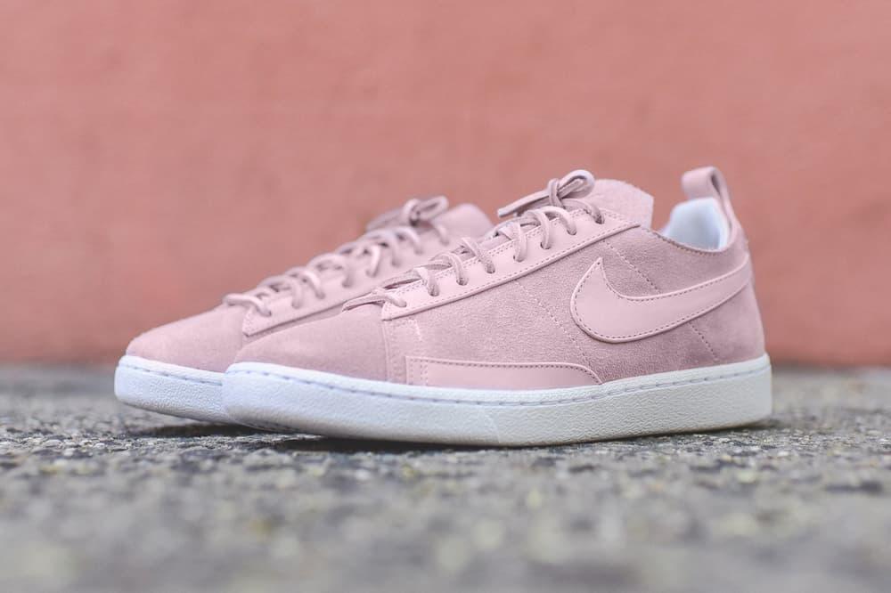 NikeLab Blazer Tech Low Pink
