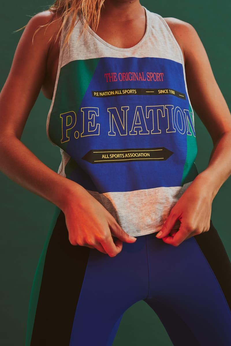 P.E Nation MAJOR LEAGUE Collection Drop One