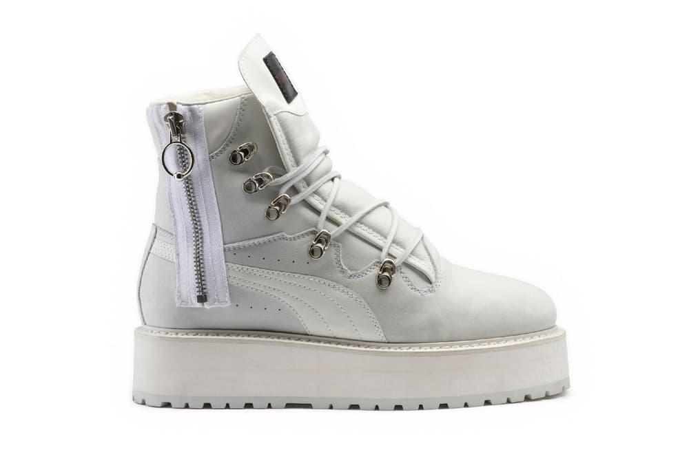 Fenty PUMA by Rihanna Semi Annual Sale 2016 Fall Winter Sneaker Heel Boot