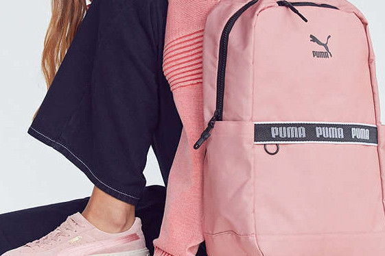 4c696de8d4ad PUMA s Got a Backpack to Match Its Pink Sneakers