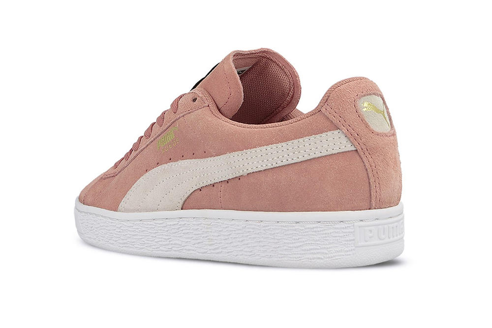 PUMA Suede Classic Cameo Brown Puma White Pink
