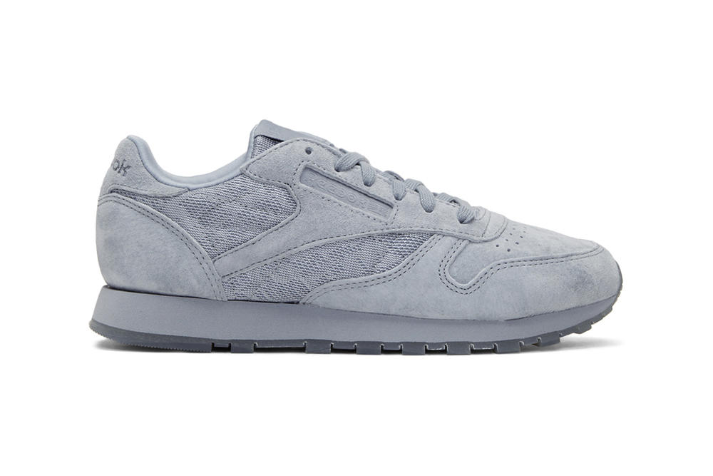 info for f0a81 9ae46 Reebok Classic Suede Meteor Grey Blue