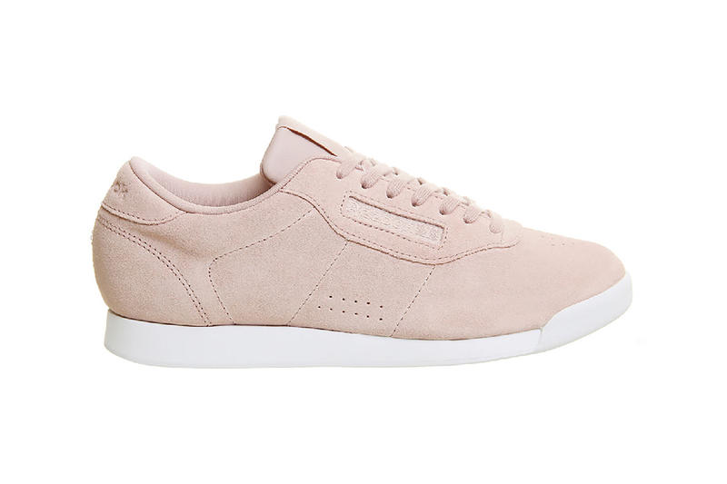 Reebok Princess Pastel Pink Green Grey