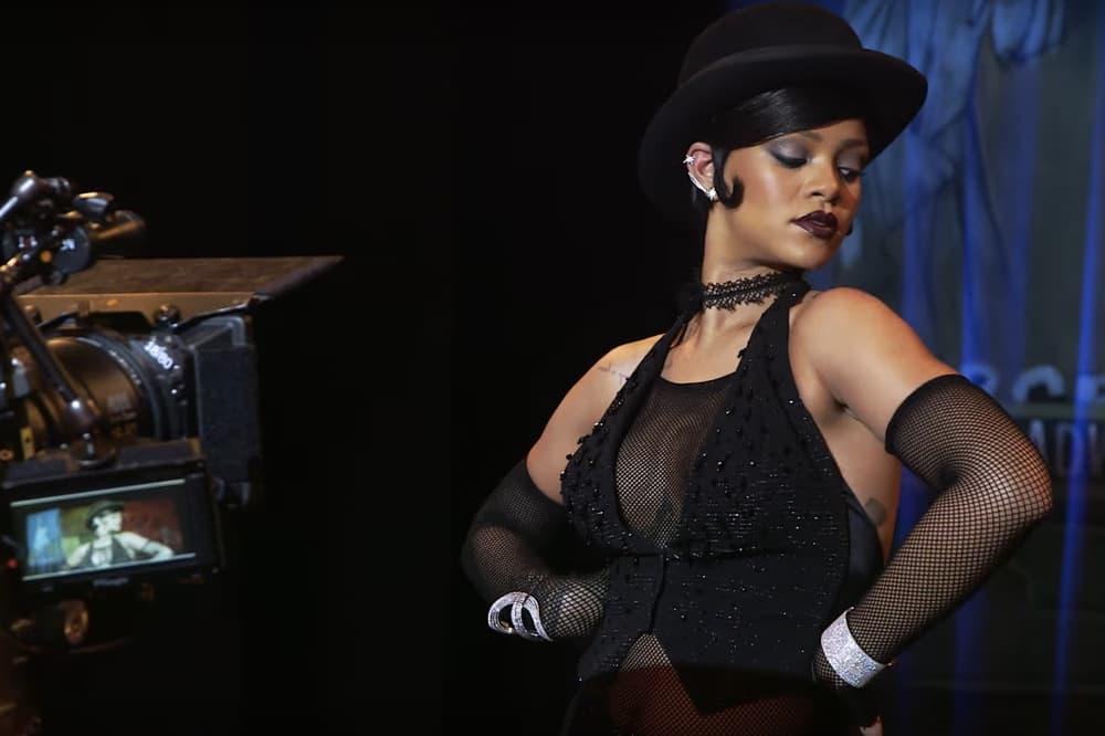 Rihanna Valerian Movie Bubble