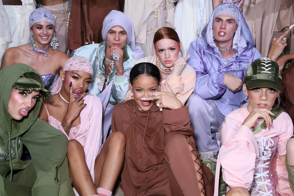 Rihanna Fenty PUMA 2017 Spring Summer Collection