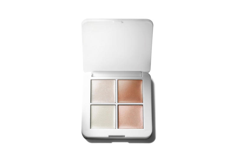 RMS Beauty Luminizer X Quad Palette Highlighter