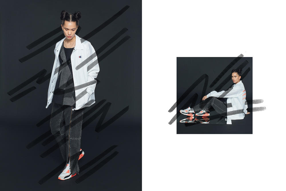 Rubber Soul Editorial Jeremy Jude Lee Lauren Coutts Illustration Sneaker Nike Air Max Vans Old Skool PUMA adidas Originals