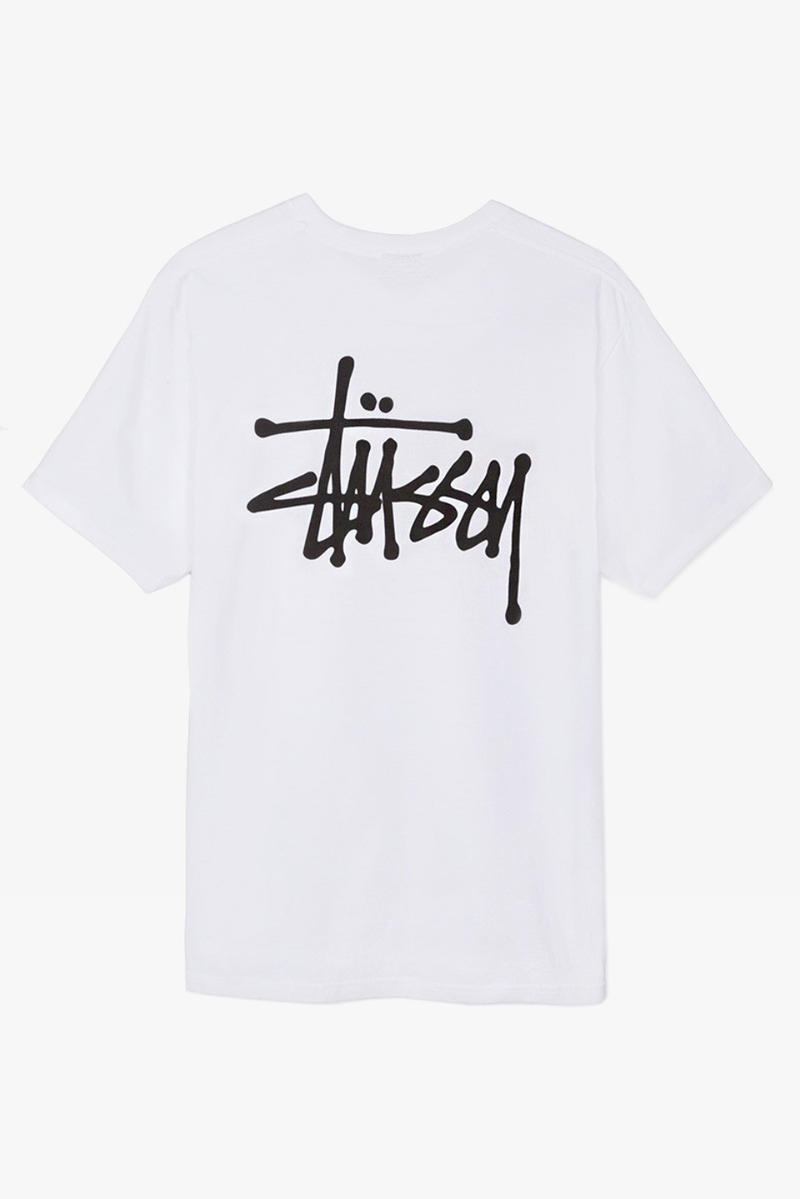 Stussy 2017 Summer Tshirt Pastel Tee Pink Yellow Blue White Black Ontheblock