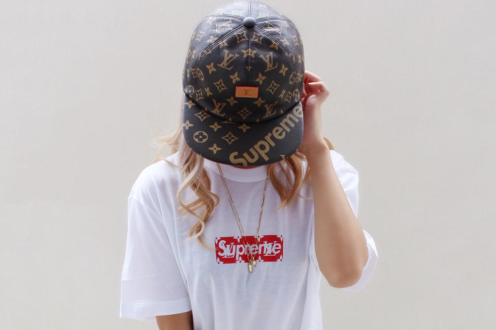 Supreme x Louis Vuitton Bag