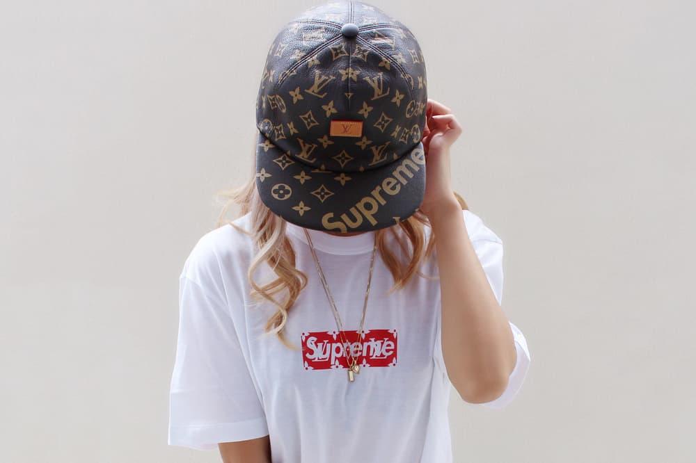 Supreme x Louis Vuitton Box Logo T-Shirt