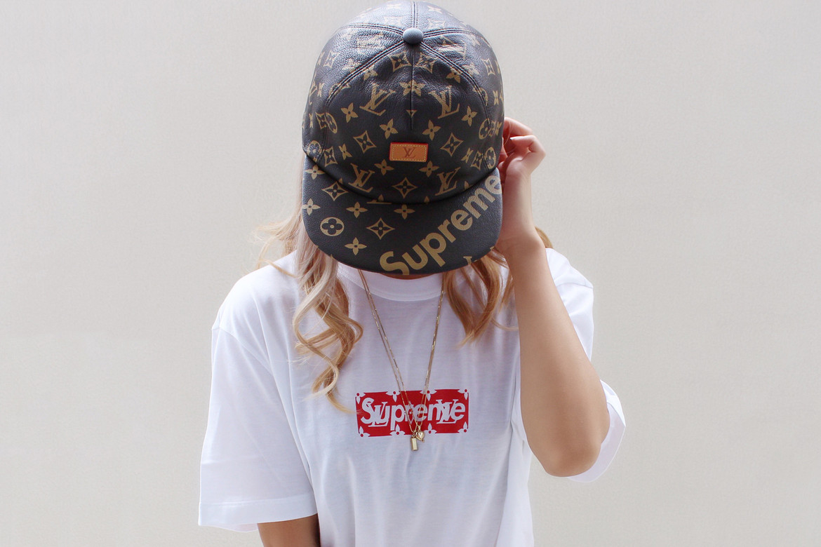Supreme X Louis Vuitton Re Up To