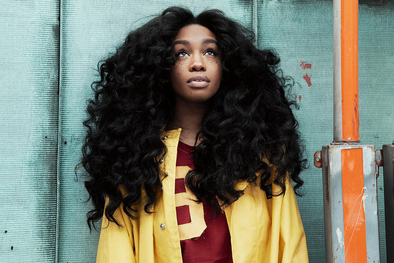 sza ctrl north american tour dates