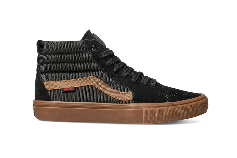 Thrasher Vans Old Skool Sk8-Hi Magazine 2017 Collaboration Skateboarding Collection