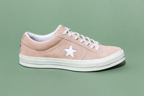 67062c0a55d Tyler, The Creator s Converse One Star Collection Is Blooming With Pastels