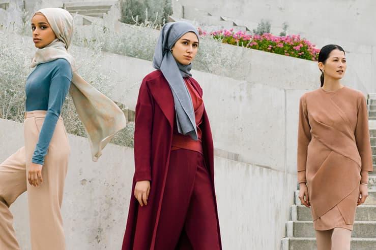 Hana Tajima Uniqlo 2017 Fall Winter Collection Video Muslim Women Modest