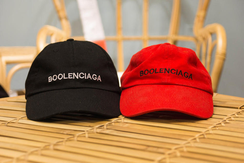 Vetememes boolenciaga lookbook ikea parody brand clothing collection