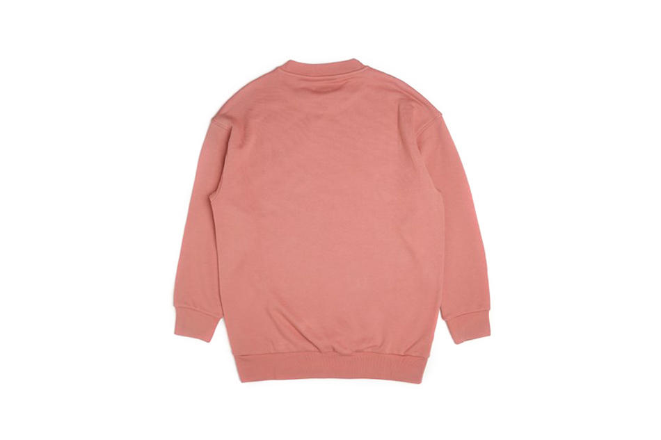 adidas Originals ADC Fashion Crew Sweatshirt Raw Pink