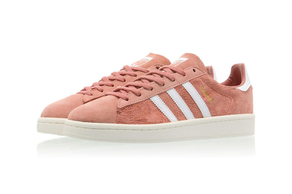 adidas Originals Campus Raw Pink
