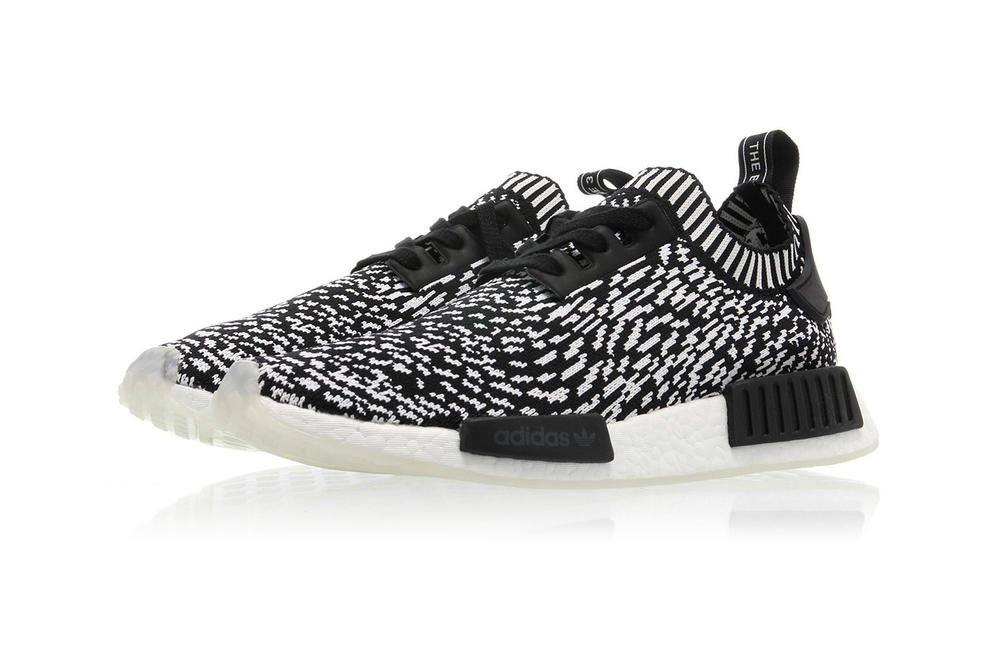 hot sale online 9387c b4f2b adidas Originals NMD R1 Sashiko Pack Has Spots | HYPEBAE