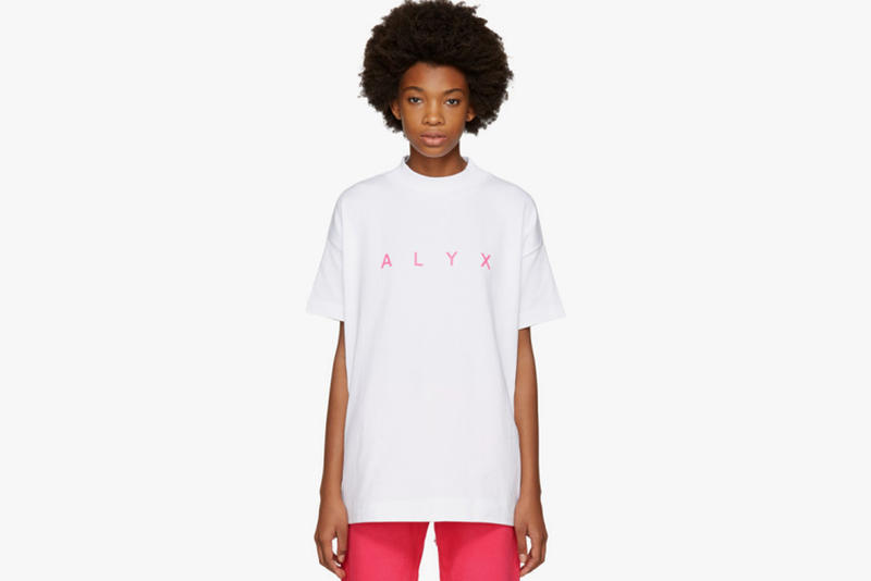 Alyx SSENSE 2017 Capsule Collection