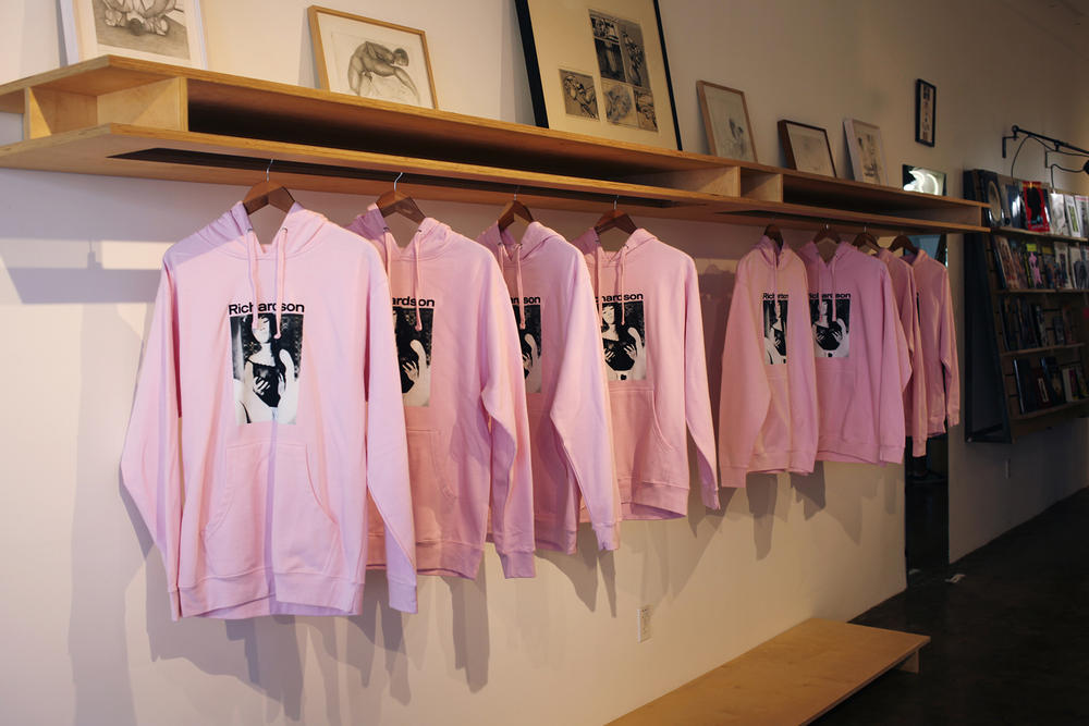 Anti Social Social Club Richardson Pop-Up Store Los Angeles Pink Hoodie T-Shirt Collaboration 2017 August Neek Lurk