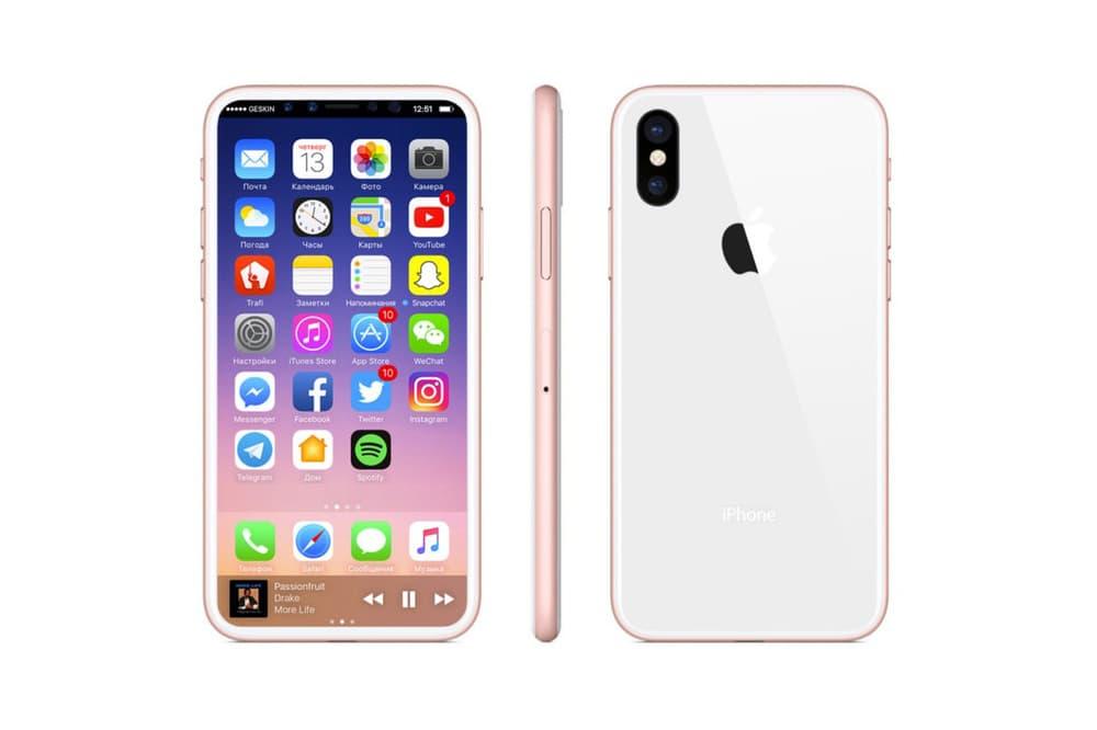 iPhone 8 Apple White
