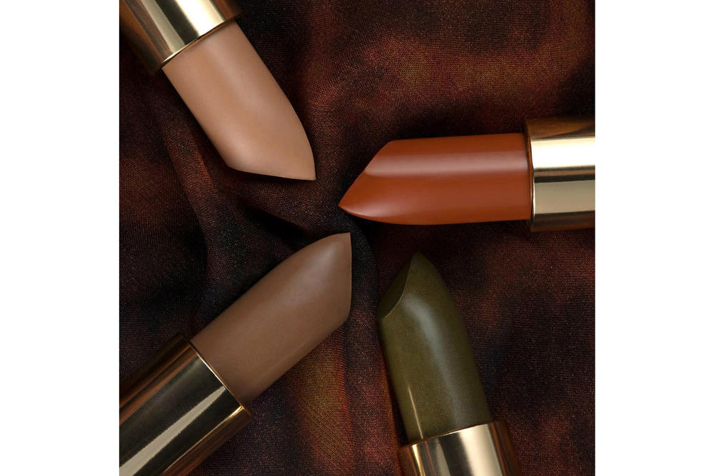 Balmain L'oréal Lipstick Collection Preview Olivier Rousteing Drugstore