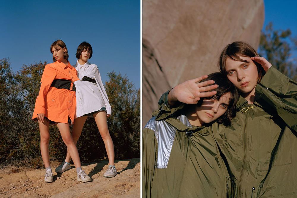 Biannual 2018 Spring Summer Desert At Dark Lookbook