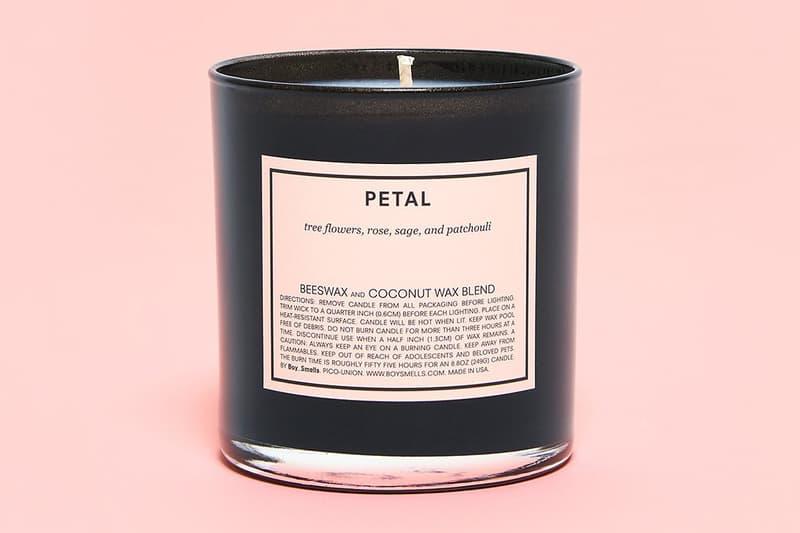 BOY SMELLS Millennial Pink Candles