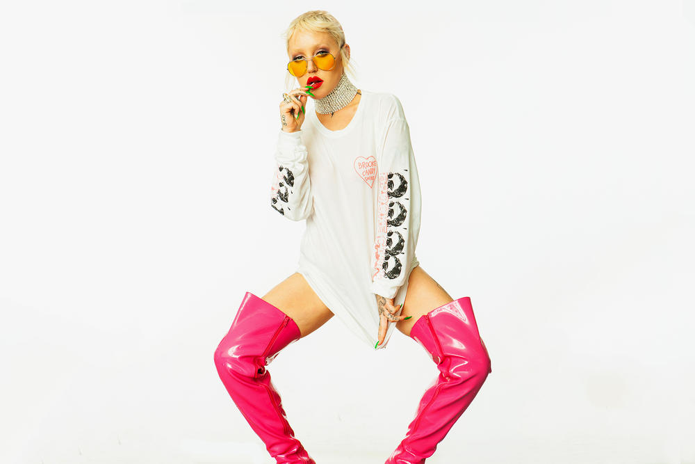 brooke candy new merch store