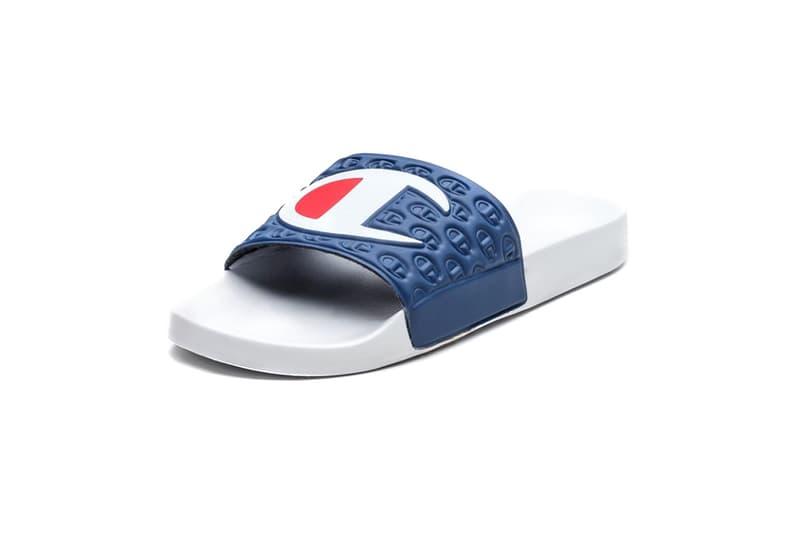 Champion Pool Slide Navy