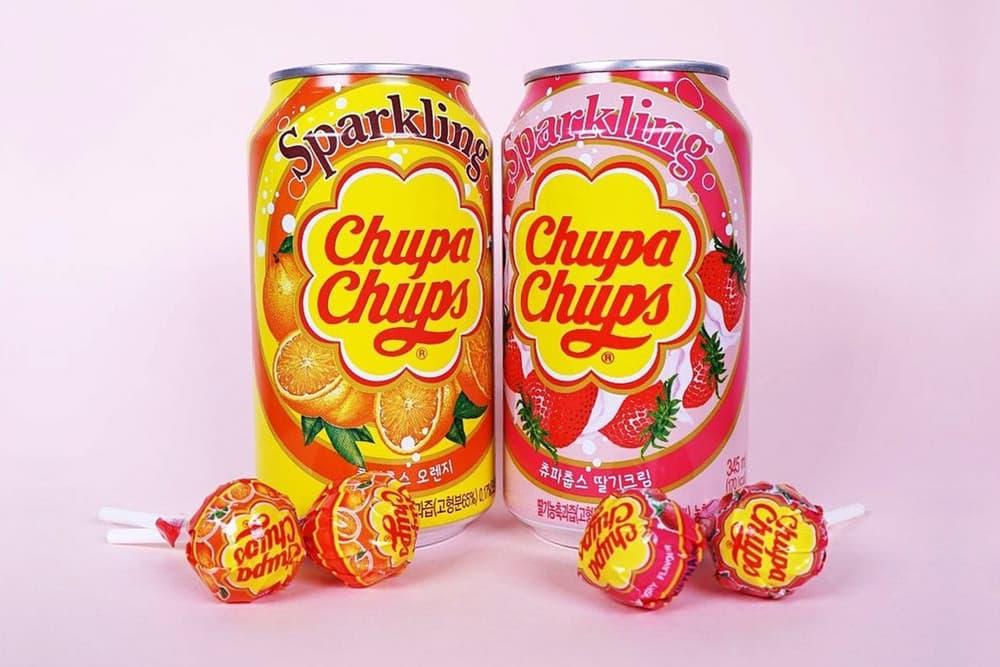 Chupa Chups Lollipop Soda
