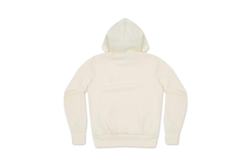 comme des garcons play cdg ivory hoodie