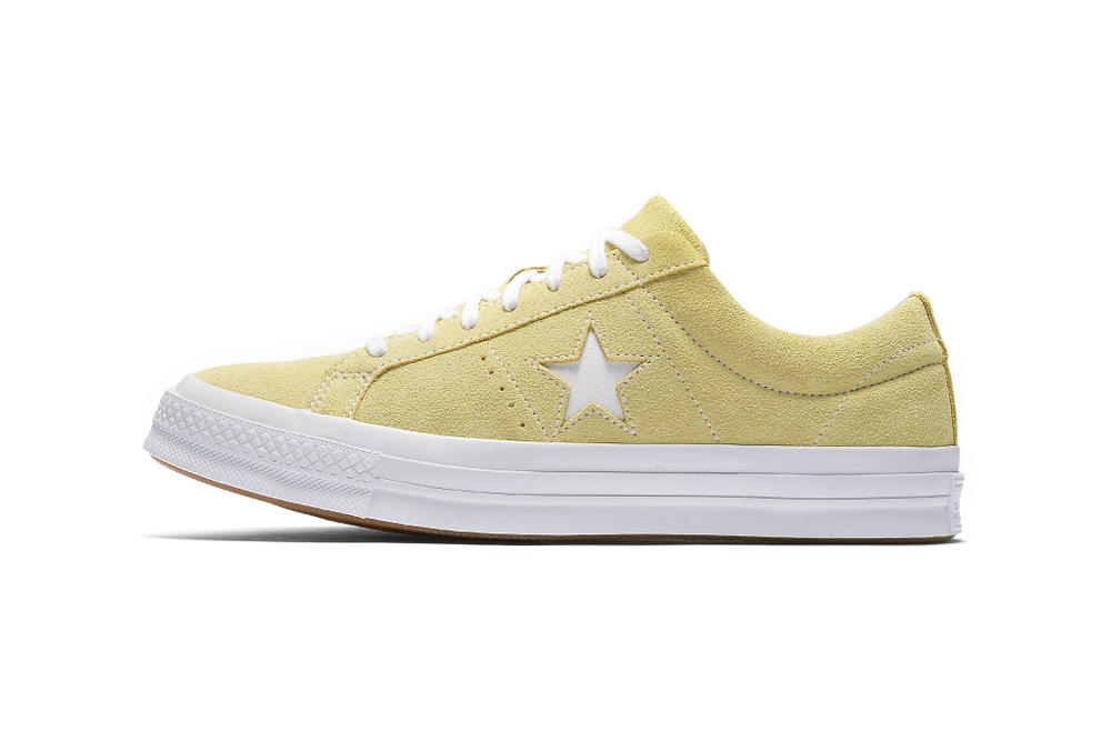 Converse One Star Classic Suede Pink Glow