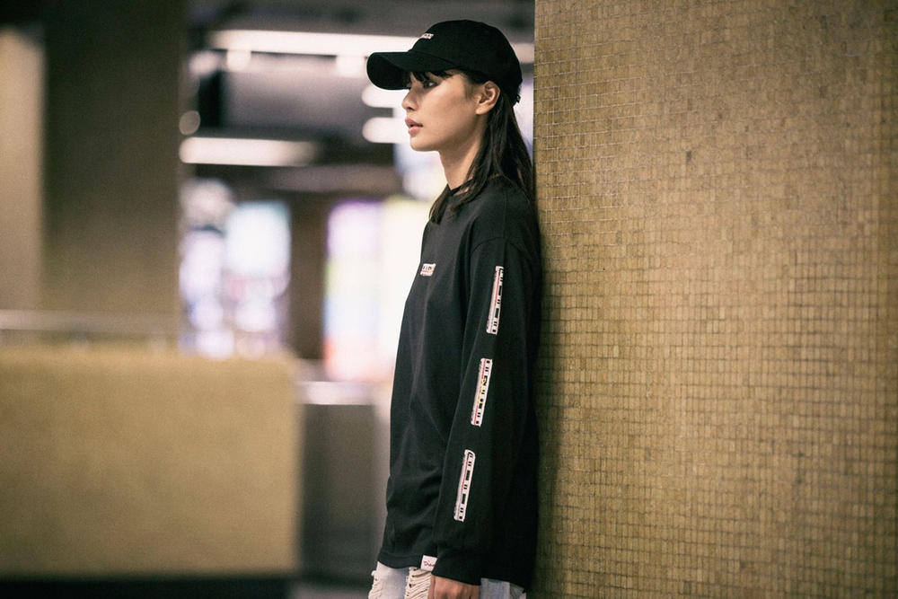Diamond Supply Co. HBX summer collection exclusive moving at the speed of life