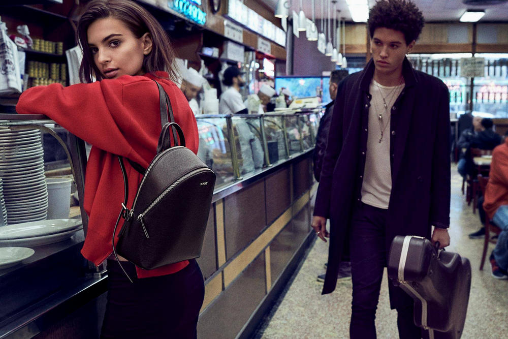 Emily Ratajkowski DKNY 2017 Fall Campaign Video