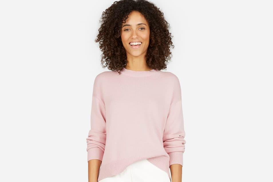 Everlane Cotton Sweaters