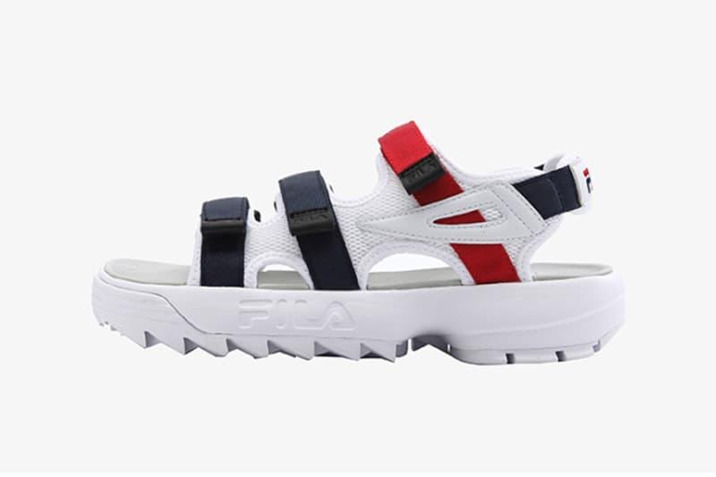 FILA Disruptor Sandals
