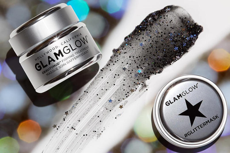 glamglow flitter face mask