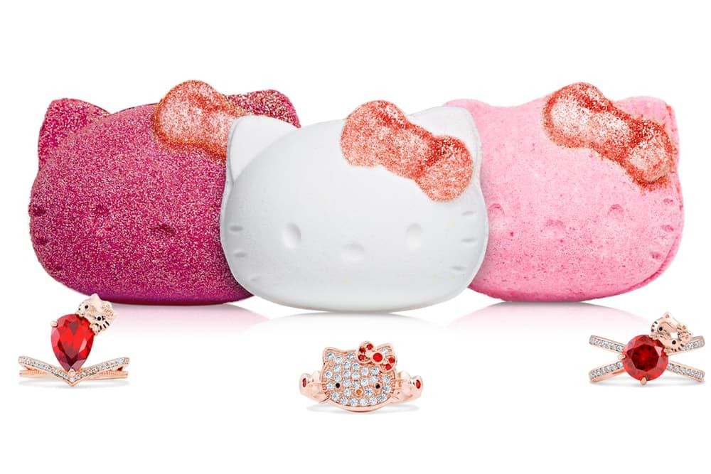 Hello Kitty Bath Bomb