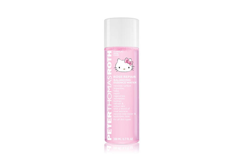 Hello Kitty x Peter Thomas Roth Rose Gel Mask Essence Water Cleansing Gel