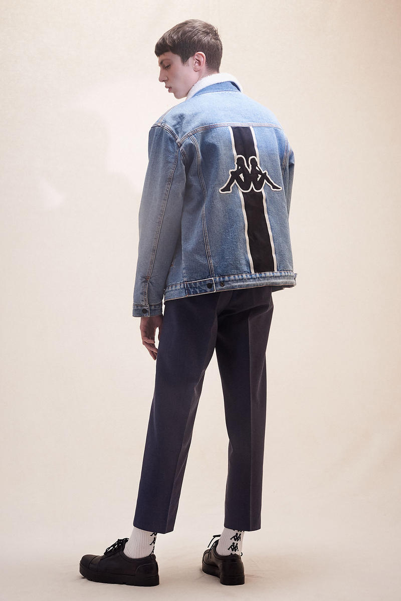 Kappa Kontroll fw17 lookbook tracksuit parka turtleneck sportswear vintage retro