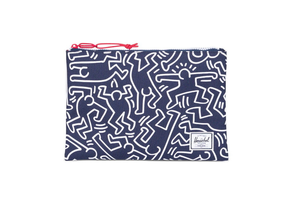Keith Haring Herschel Supply 2017 Fall Collection