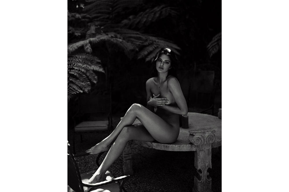 Kendall Jenner Sasha Samsonova 2017 Summer Editorial
