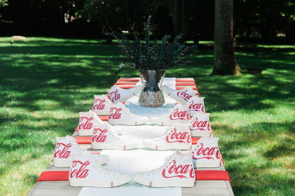 Kith Coca Cola Collection