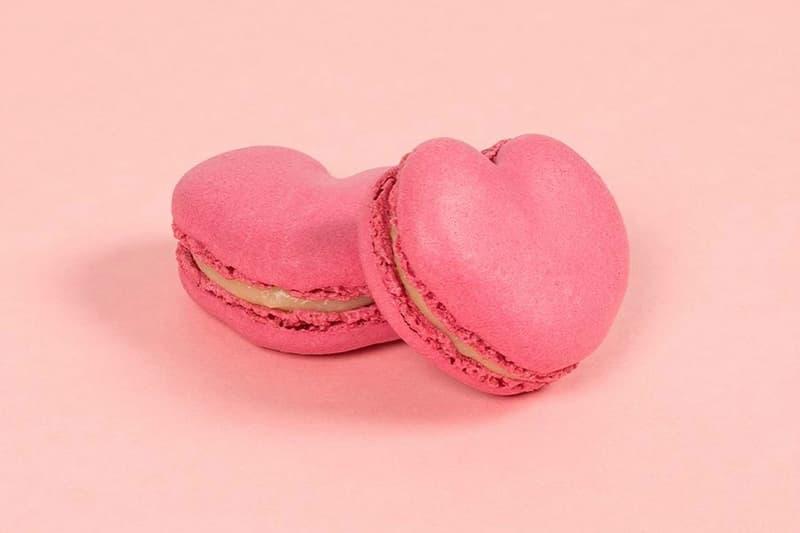 Laduree Macaron Pink