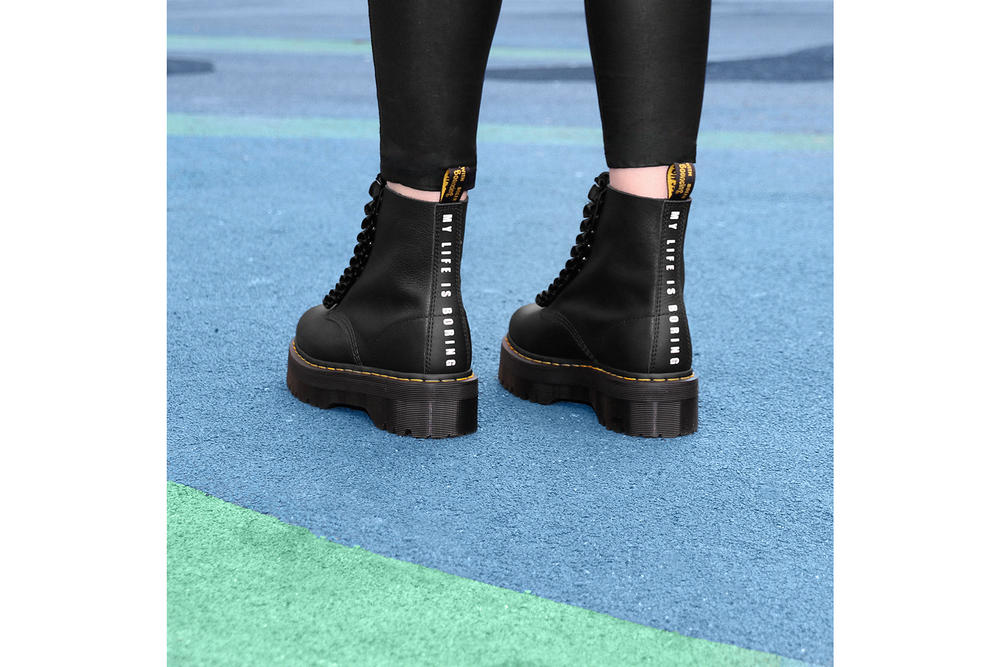 Lazy Oaf Dr Martens 2017 Fall Winter Boots