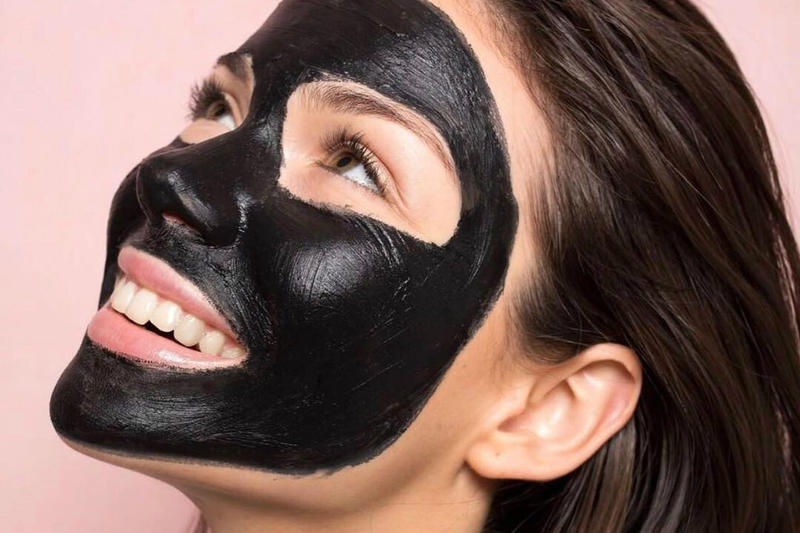 Mint Skin Mud Black Clay Mask Urban Outfitters Charcoal