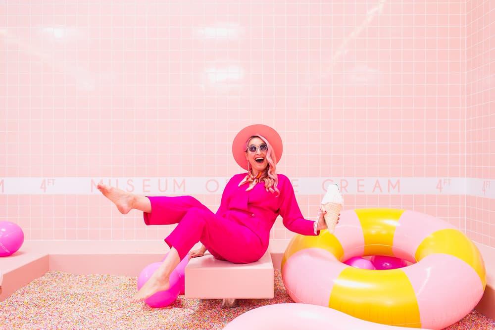 museum of ice cream san francisco sprinkle pool rainbow unicorns candy